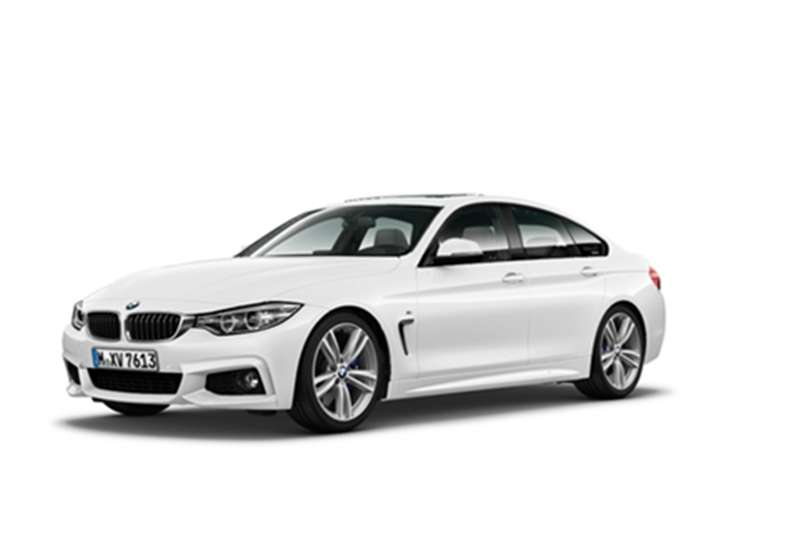BMW 4 Series 435i Gran Coupe M Sport 2015