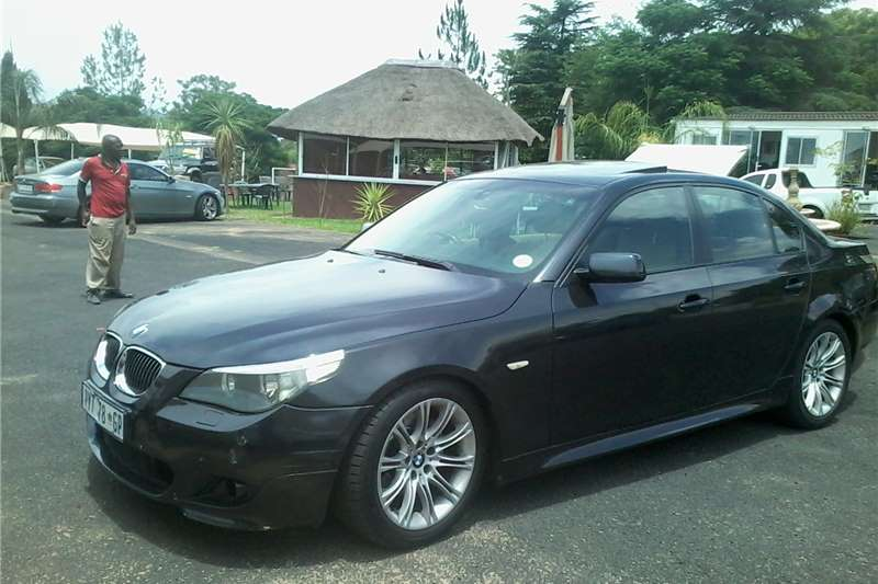 2006 bmw 5 series 520d cars for sale in gauteng r 140 000 on auto mart. Black Bedroom Furniture Sets. Home Design Ideas