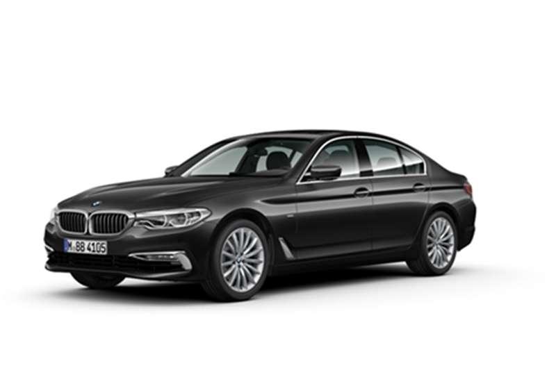 BMW 5 Series 520d Luxury Line 2018
