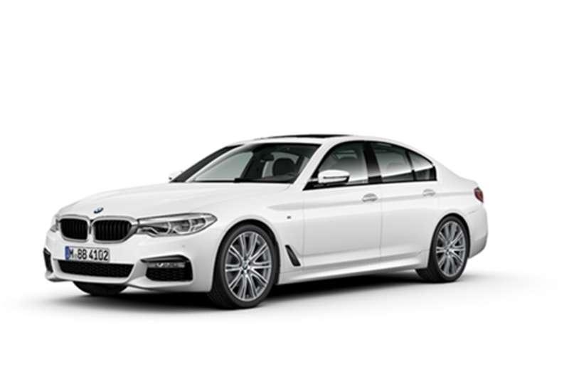 BMW 5 Series 520d M Sport 2017