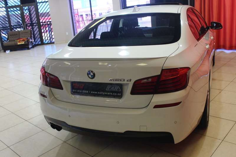 BMW 5 Series 520d M Sport steptronic 2014
