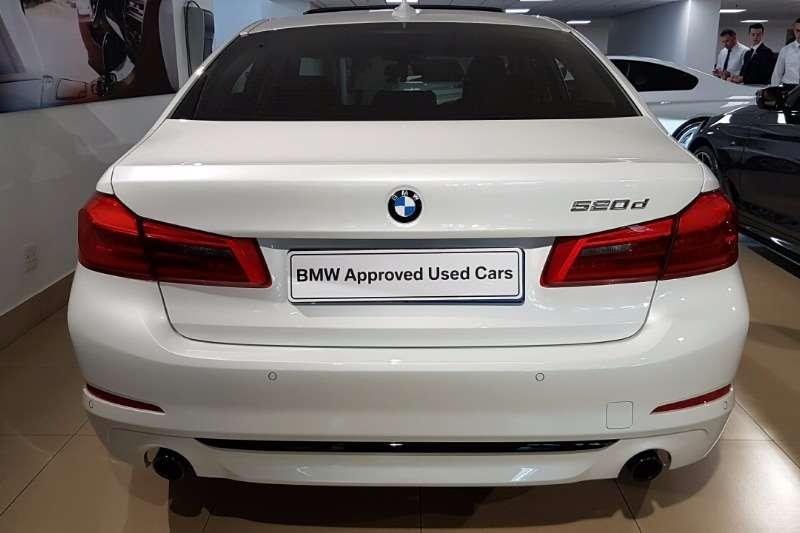 2017 BMW 5 Series 520d Sport Line Sedan Diesel RWD Automatic