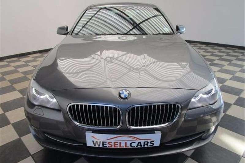 BMW 5 Series 520d steptronic 2010