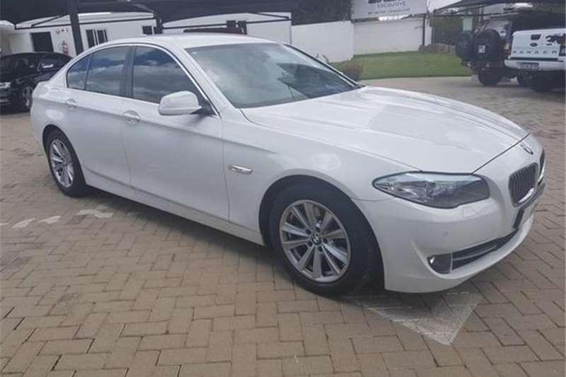 BMW 5 Series 520i Innovations 2013