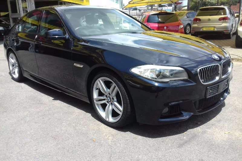 2012 bmw 5 series 520i m sport f10 cars for sale in gauteng r 229 995 on auto mart. Black Bedroom Furniture Sets. Home Design Ideas