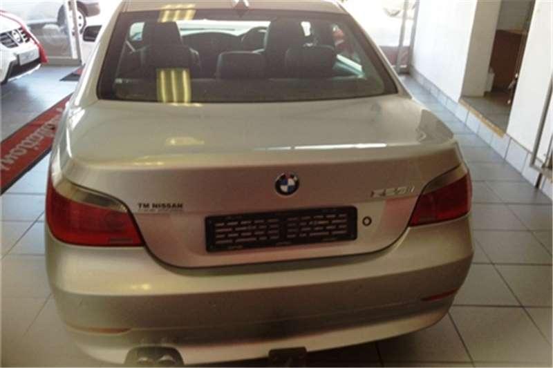 BMW 5 Series 523i steptronic 2007