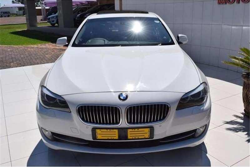 BMW 5 Series 528i 2012