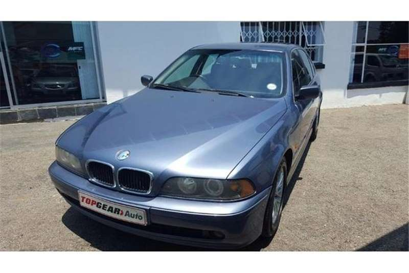 BMW 5 Series 530d Exclusive Auto 2002