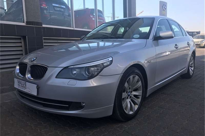 BMW 5 Series 530d steptronic 2010