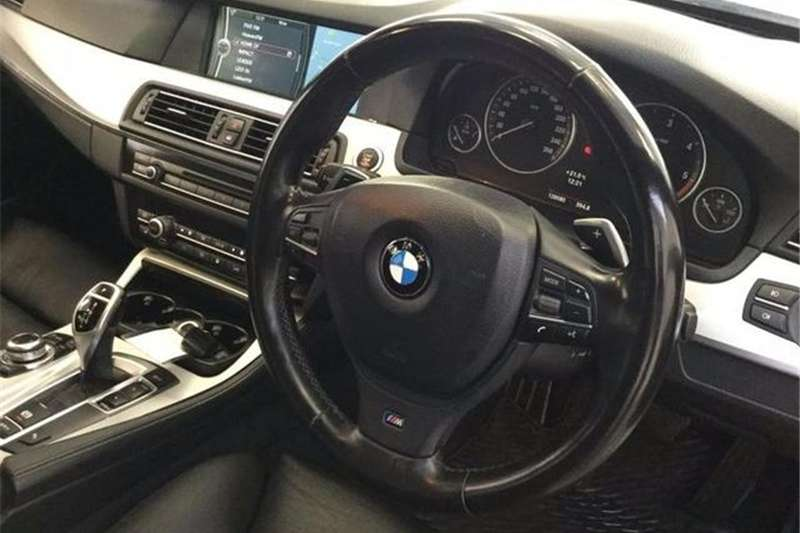 BMW 5 Series 535d 2011