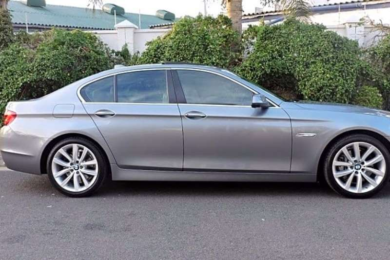 2017 bmw 5 series 540i luxury line sedan petrol rwd for Chrome line exterieur bmw