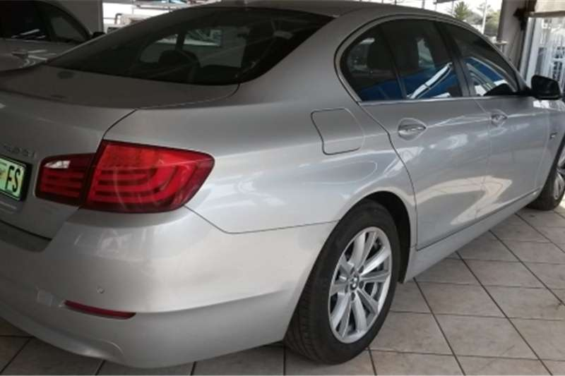 2010 bmw 5 series auto f10 cars for sale in freestate. Black Bedroom Furniture Sets. Home Design Ideas