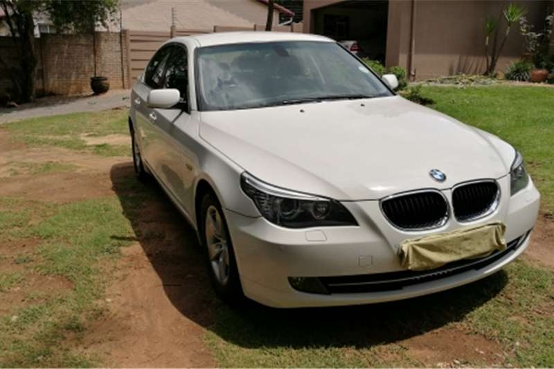 2009 bmw 5 series e60 face lift cars for sale in gauteng r 150 000 on auto mart. Black Bedroom Furniture Sets. Home Design Ideas