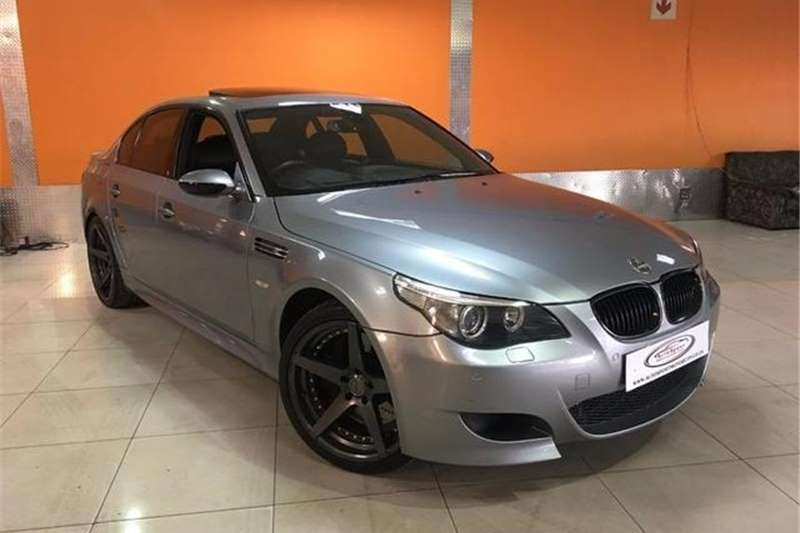 2007 bmw 5 series m5 cars for sale in gauteng r 349 950 on auto mart. Black Bedroom Furniture Sets. Home Design Ideas