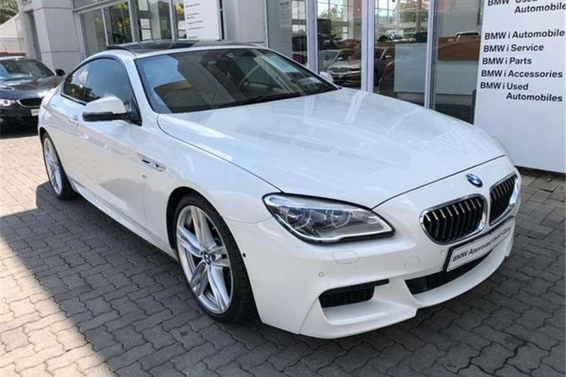 BMW 6 Series 640d Coupe 2017