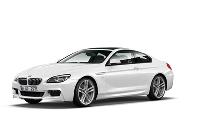 BMW 6 Series 640d coupe M Sport 2018