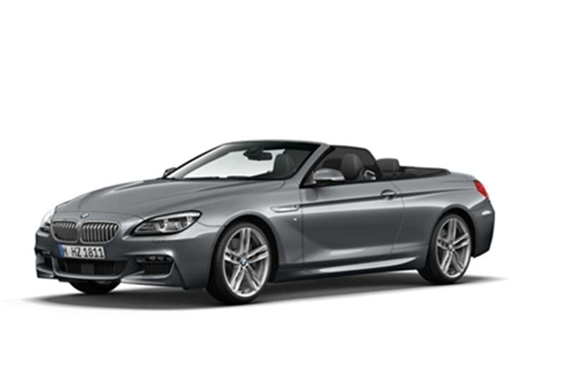 BMW 6 Series 650i convertible M Sport 2017