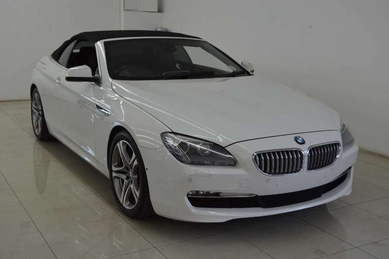 2011 bmw 6 series 650i convertible sport smg convertible rwd cars for sale in gauteng r. Black Bedroom Furniture Sets. Home Design Ideas