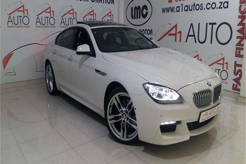 BMW 6 Series 650i Gran Coupe M Sport 2014