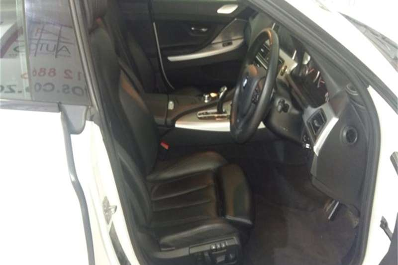 BMW 6 Series 650i Gran Coupe M Sport 2014