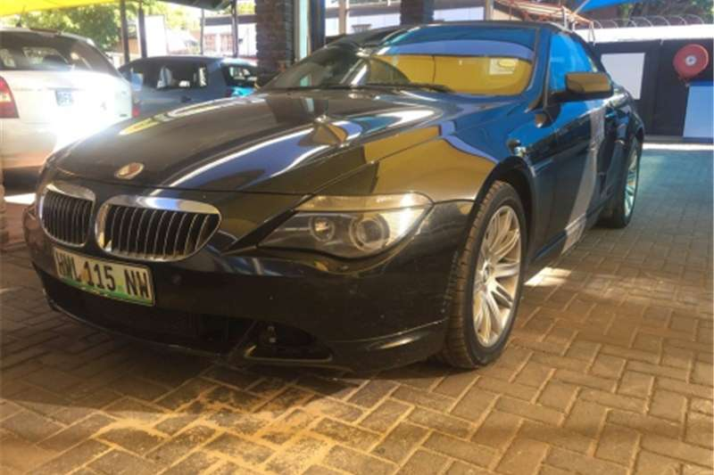 2008 bmw 6 series convertible a t e46 cars for sale in gauteng r 250 000 on auto mart. Black Bedroom Furniture Sets. Home Design Ideas