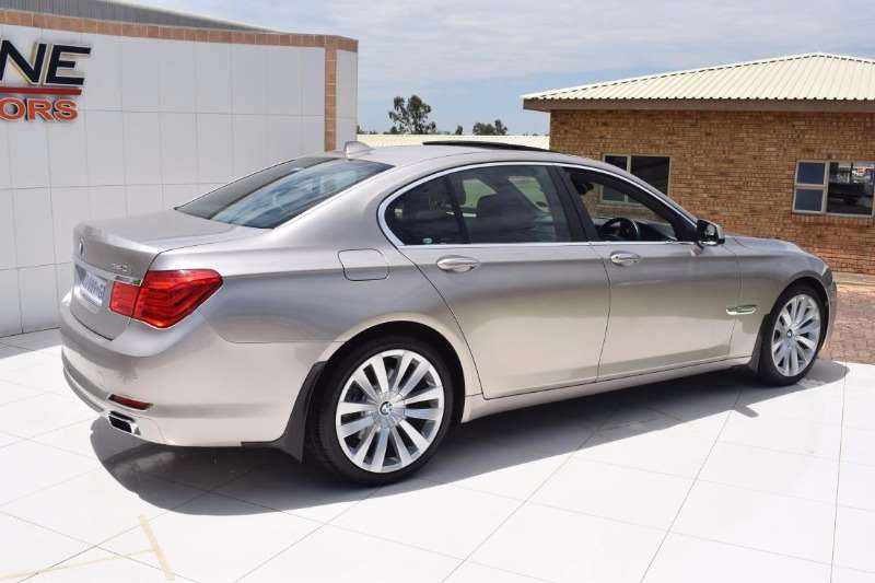 2009 bmw 7 series 740i sedan rwd cars for sale in gauteng r 279. Cars Review. Best American Auto & Cars Review