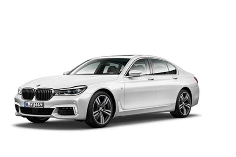 BMW 7 Series 740i M Sport 2016