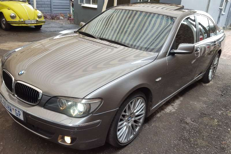 2007 bmw 7 series 750i sedan petrol rwd automatic cars for sale in gauteng r 139 900. Black Bedroom Furniture Sets. Home Design Ideas