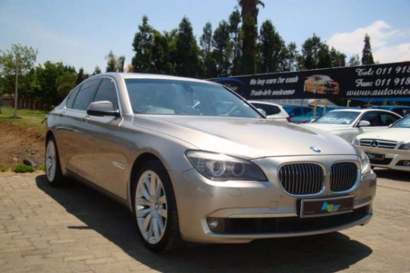 2010 Bmw 7 Series 750i F01 A T Cars For Sale In Gauteng R 379 950 On Auto Mart