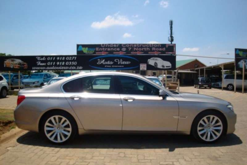 2010 bmw 7 series 750i f01 a t cars for sale in gauteng r 379 950 on auto mart. Black Bedroom Furniture Sets. Home Design Ideas