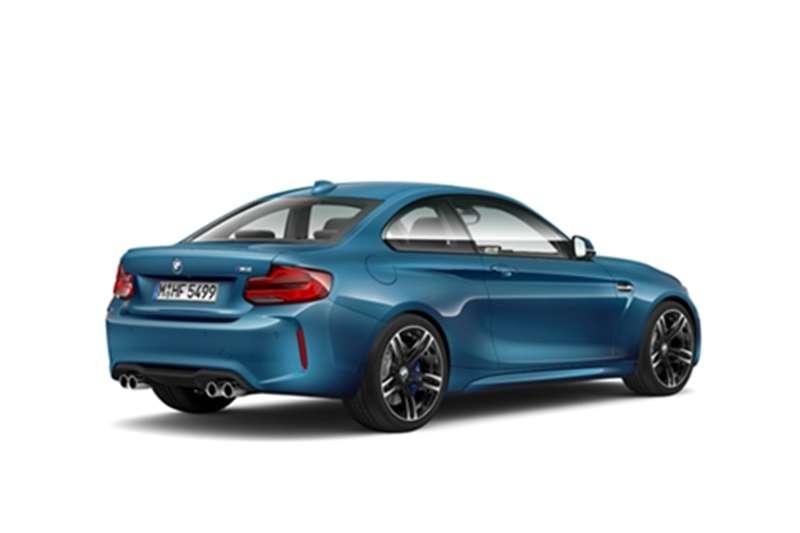 BMW M2 coupe auto 2017