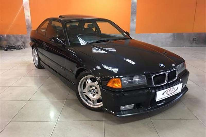 BMW M3 Coupe 1996
