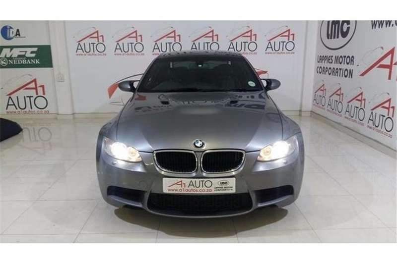 BMW M3 COUPE M DCT 2013