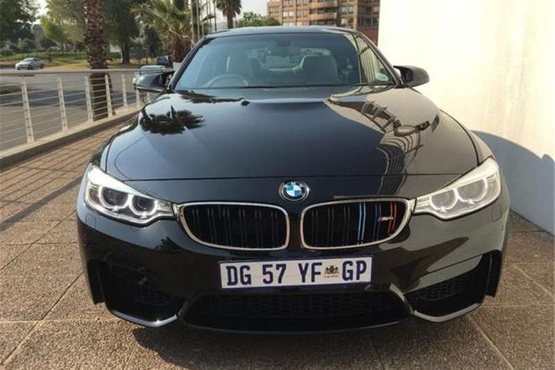 BMW M4 Coupe Auto 2014