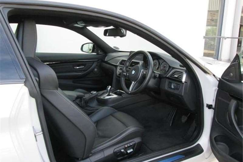 BMW M4 Coupe Auto 2016