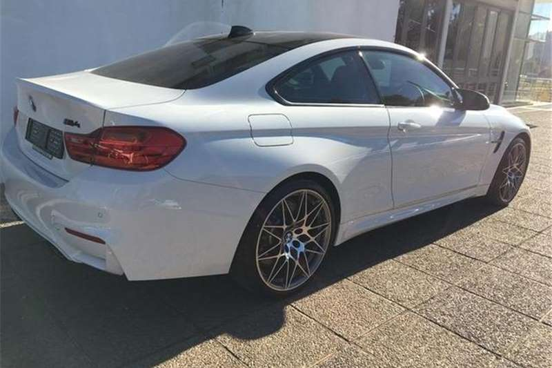BMW M4 Coupe Competition 2017