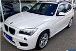 BMW X Series SUV X1 sDrive20d auto 2013