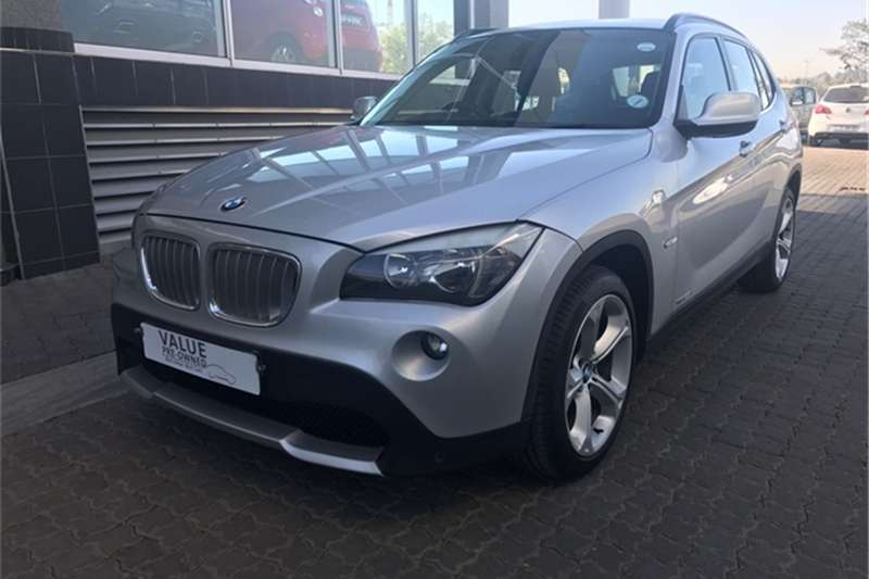 BMW X series SUV X1 xDrive28i 2012