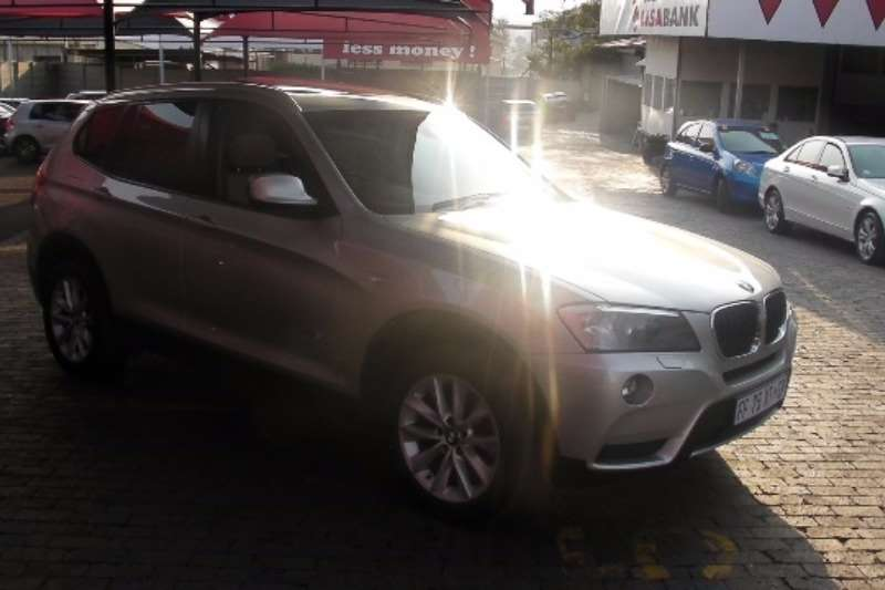 BMW X series SUV X3 xDrive20d Exclusive 2010