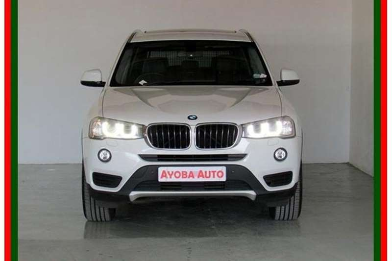 BMW X Series SUV X3 xDrive20d Exclusive 2014