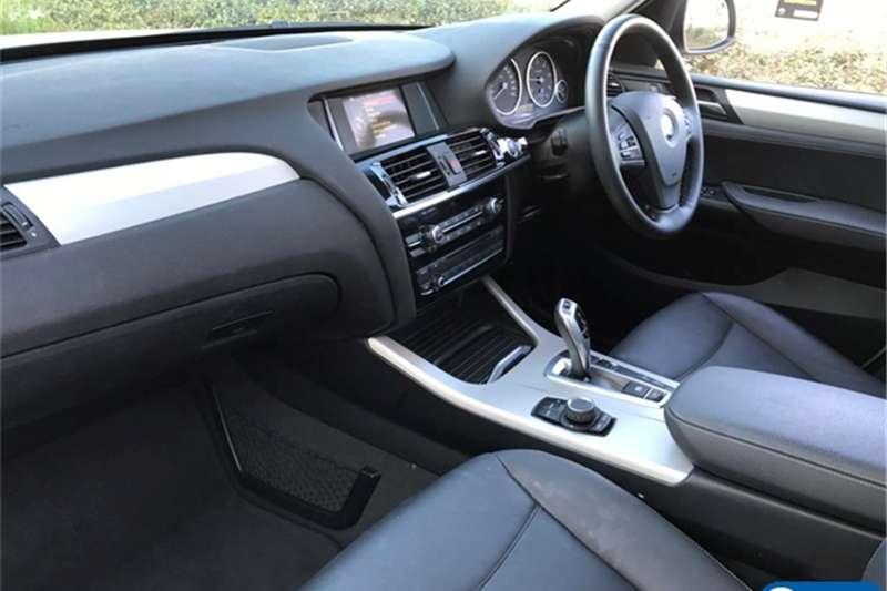 BMW X Series SUV X3 xDrive20d Exclusive 2015