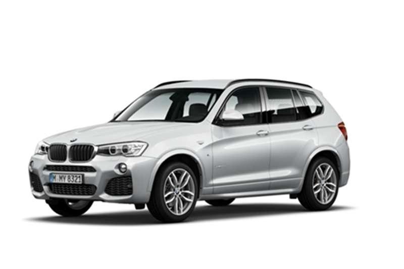 BMW X series SUV X3 xDrive20d M Sport 2017