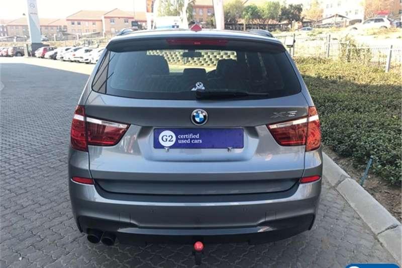 BMW X Series SUV X3 xDrive30d M Sport 2014