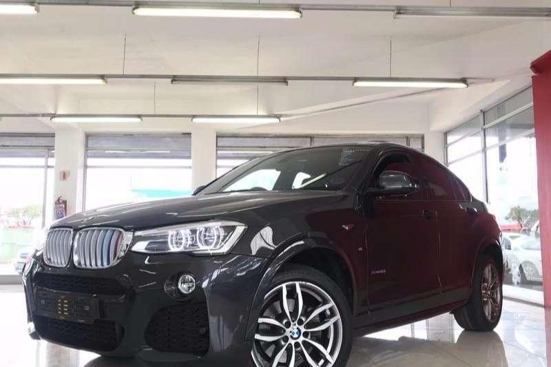 BMW X Series SUV X4 xDrive35i M Sport 2014