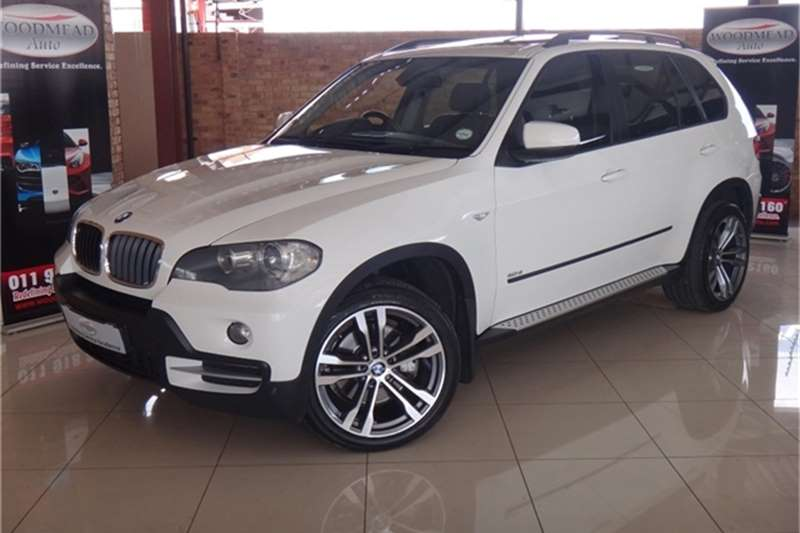 BMW X series SUV X5 3.0d 2007