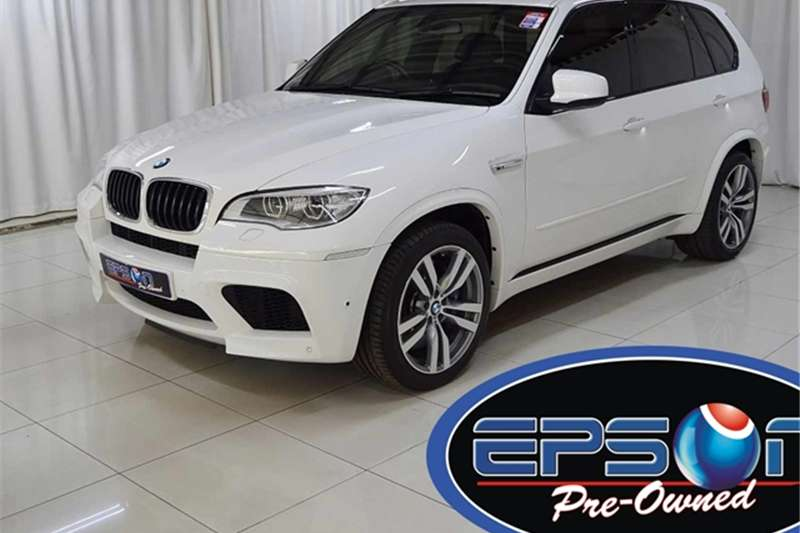 BMW X series SUV X5 M 2012