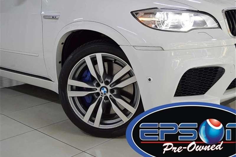 BMW X Series SUV X5 M 2012