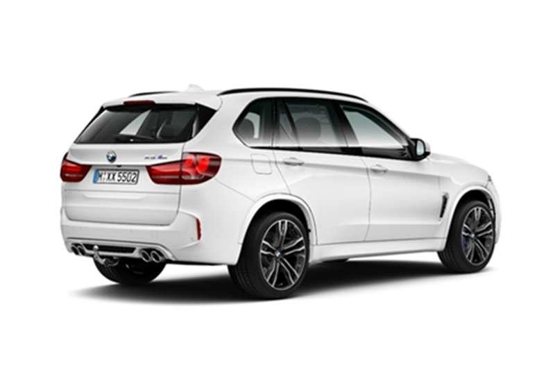 BMW X Series SUV X5 M 2015