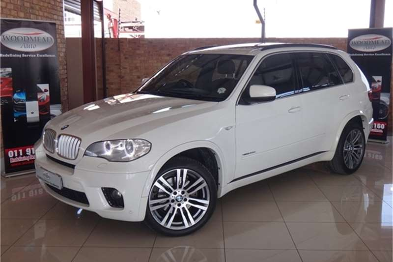 BMW X series SUV X5 xDrive40d 2013