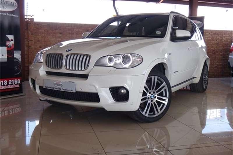 BMW X Series SUV X5 xDrive40d 2013